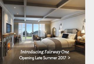 Introducing Fairway One - Opening Late Sumemr 2017