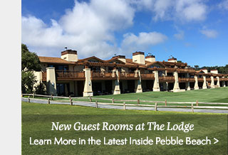 New Guest Rooms available at The Lodge
