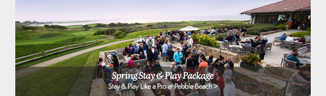 Spring & Summer Stay & Play Package