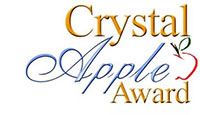 KSBW Crystal Apple Award