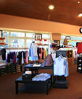 The Spanish Bay Club Pavilion Tennis Shop