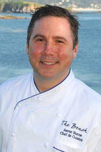 Chef de Cuisine Aaron Burns