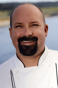 Executive Chef Benjamin Brown