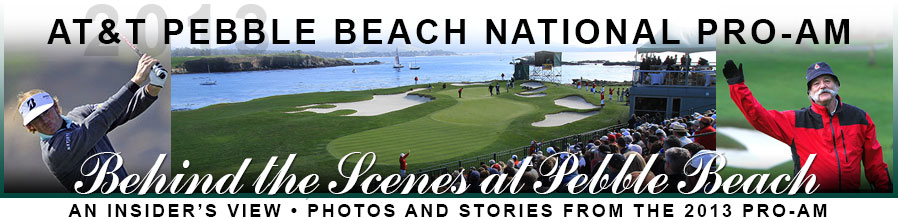 Behind the Scenes at Pebble Beach. An Insider's View.