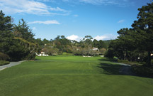 First tee, Pebble Beach Golf Links