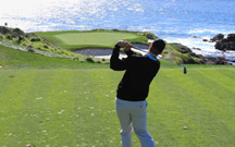 Hole 7, Pebble Beach Golf Links