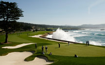 Weather or Not? Forecasting the AT&T Pebble Beach National Pro-Am