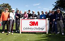 3M Celebrity Challenge