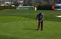 Golf Maintenance at Pebble Beach