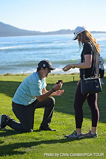 Proposal on Pebble Beach Golf Links
