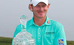 Brandt Snedeker, winner of the 2015 AT&T Pebble Beach National Pro-Am