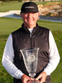Tommy Armour III, winner of the 2014 TaylorMade Pebble Beach Invitational