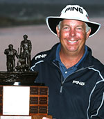 Congratulations to professional Kirk Triplett, winner of the 2013 Nature Valley First Tee Open.