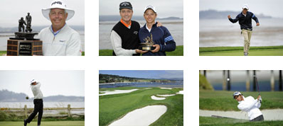 2012 First Tee Open at Pebble Beach photos.