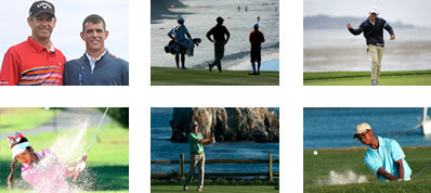 2014 First Tee Open at Pebble Beach photos.