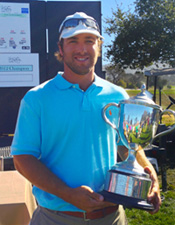 winner of the 2012 Monterey Open Championship