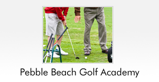 Pebble Beach Golf Academy