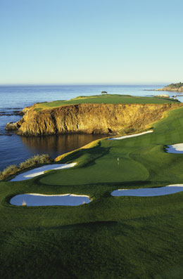 Pebble Beach Golf Links hole 8