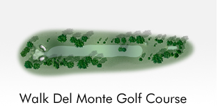 Walk Del Monte Golf Course