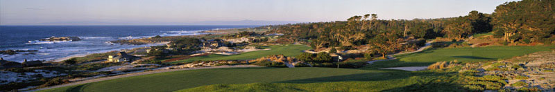 Spyglass Hill Golf Course - Course Overview