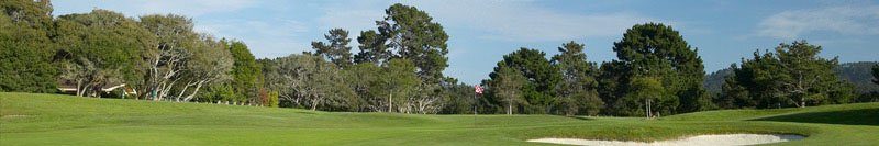 Del Monte Golf Course - Course Overview