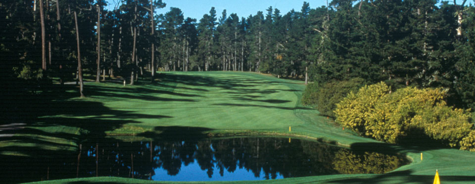 GOLF - Spyglass - Course History