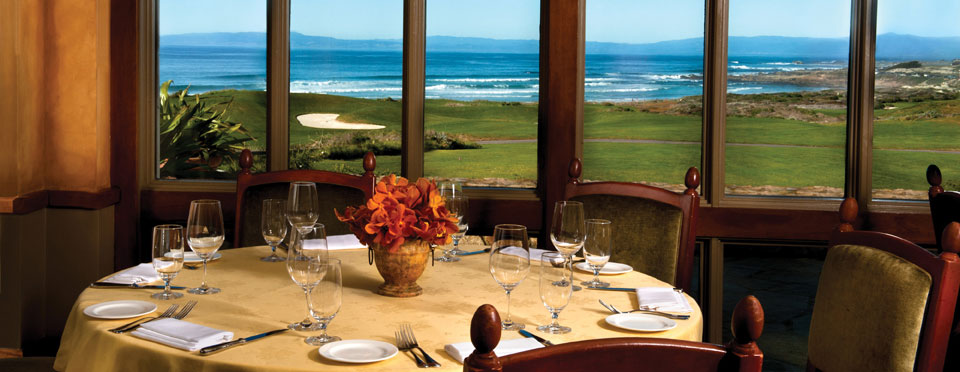 Dining at Pebble Beach Resort - Peppoli main