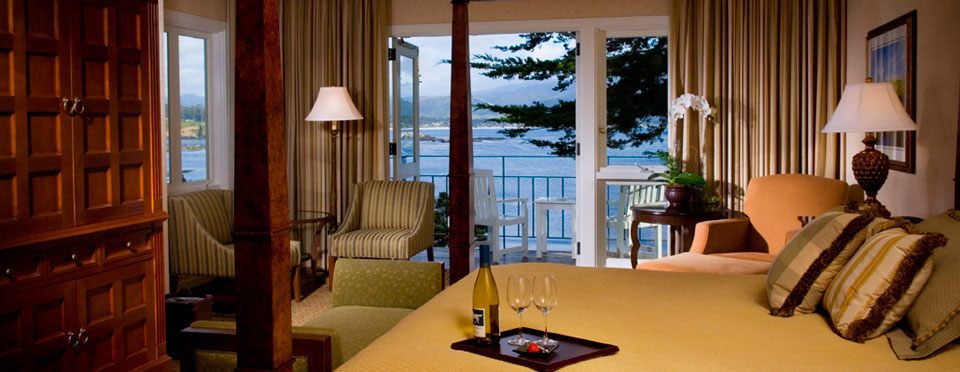 The Lodge at Pebble Beach - Guest Rooms & Suites