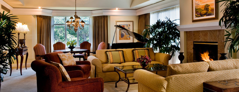The Inn at Spanish Bay - Presidential Suite
