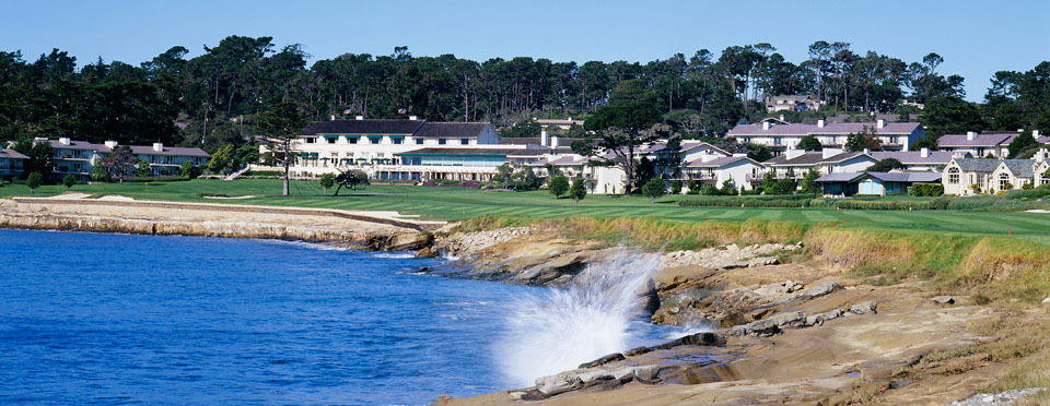 The Lodge at Pebble Beach - About the Resort
