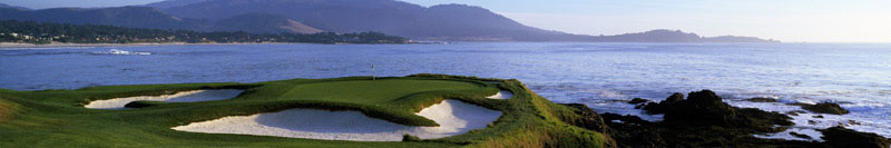 Pebble Beach Golf Links - Course Overview