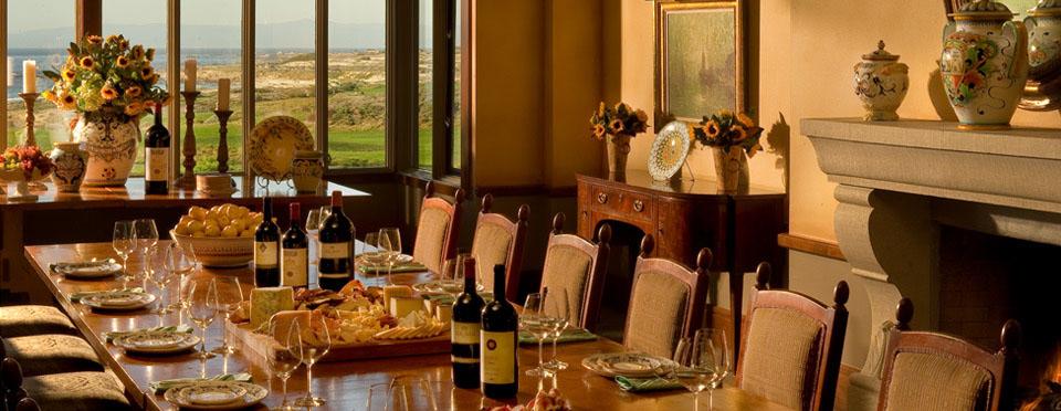 The Tuscan Room