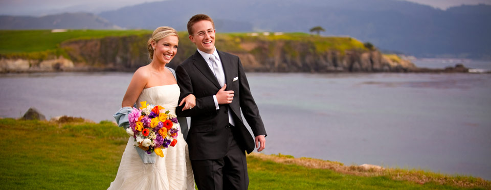Weddings at Pebble Beach Resorts