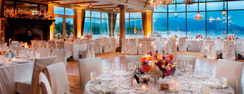 Dining at Pebble Beach Resort - The Beach Club Dining Room