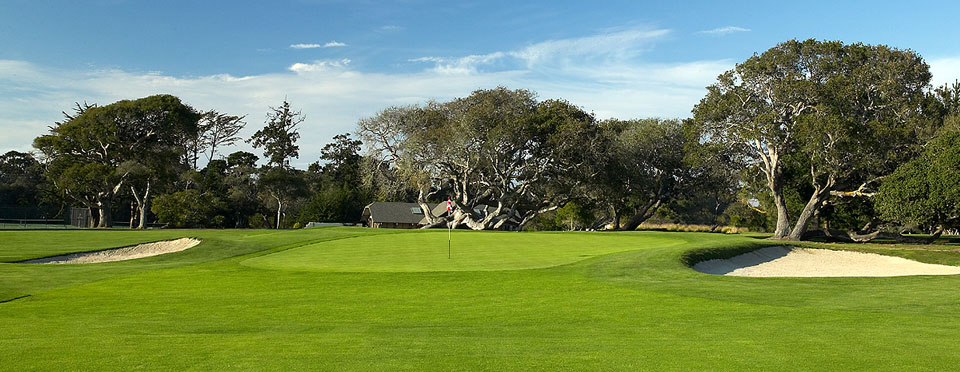 Golf at Pebble Beach Resort - Del Monte Golf Course - Driving Directions