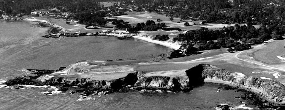 Golf at Pebble Beach Resort - Pebble Beach Golf Links - Historic Timline