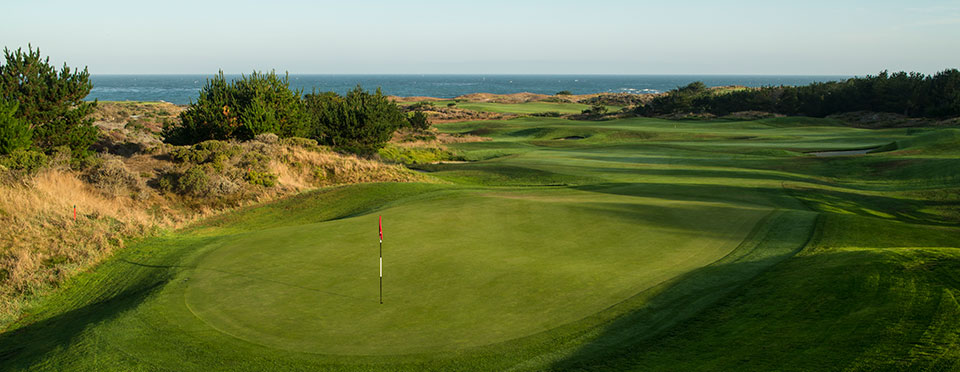 Golf at Pebble Beach Resort - The Links at Spanish Bay - Contact and Pro Shop