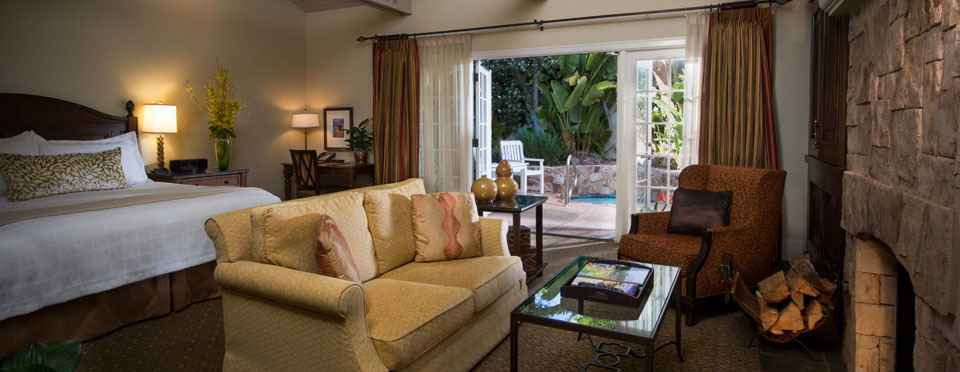 The Lodge at Pebble Beach - Garden Spa