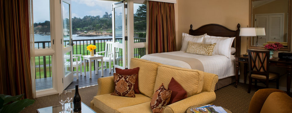 The Lodge at Pebble Beach - Ocean View