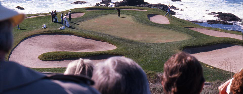 Golf at Pebble Beach Resort - Past U.S. Open Championships