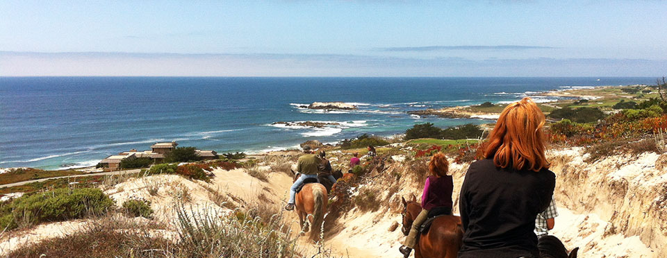 Pebble Beach Trail Rides