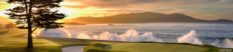 Golf at Pebble Beach Resorts