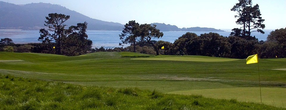 Golf at Pebble Beach Resort - Peter Hay
