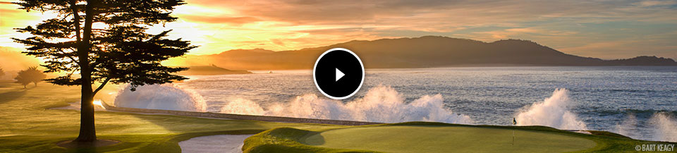 Golf at Pebble Beach Resorts