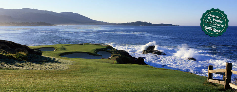 Golf at Pebble Beach Resort - The Club Pro Program