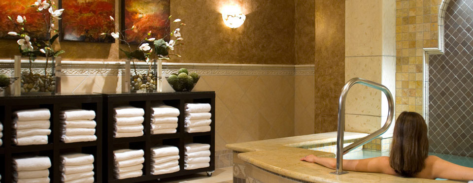 The Spa at Pebble Beach - Spa Features