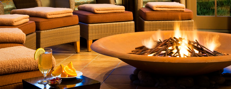 The Spa at Pebble Beach - Spa Facilities