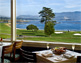 The Terrace Lounge at The Lodge at Pebble Beach