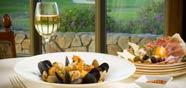 Dining at The Inn at Spanish Bay