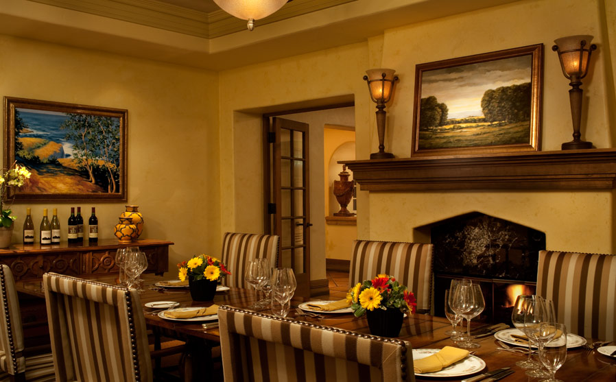 Private Dining Room Meetings Weddings At Casa Palmero